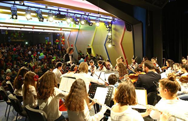 Kadıköy'de çocuklara özel kültür merkezi açıldı