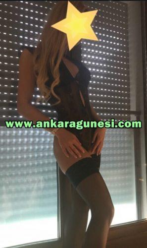 Kusursuz otelde buluşan escort Gülben