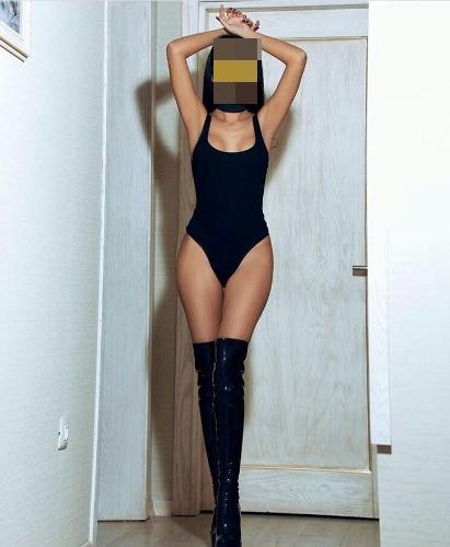 Ukraynalı Topkapı Escort Nina